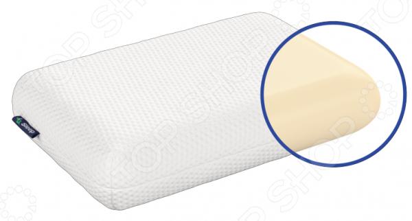 Подушка анатомическая IQ Sleep Orto Classica подушка ортопедическая orto classica