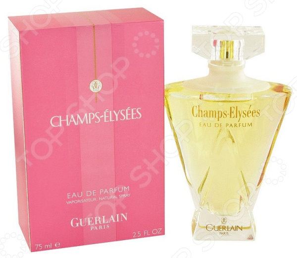 Парфюмированная вода для женщин Guerlain Champs Elysees, 75 мл парфюмированная вода montale orange flowers 20 мл