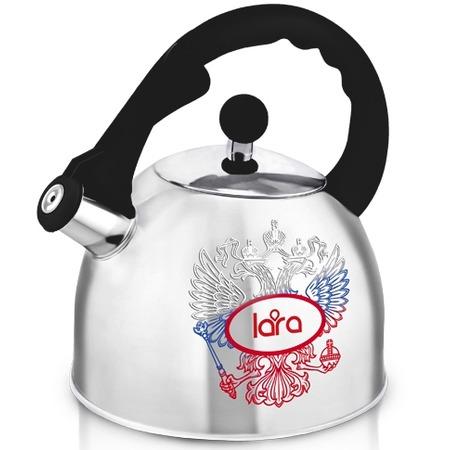 Купить Чайник с терморисунком LARA LR00-63 «Герб России»