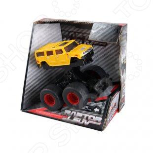 Машинка инерционная игрушечная Yako с пружинным механизмом 1724522
