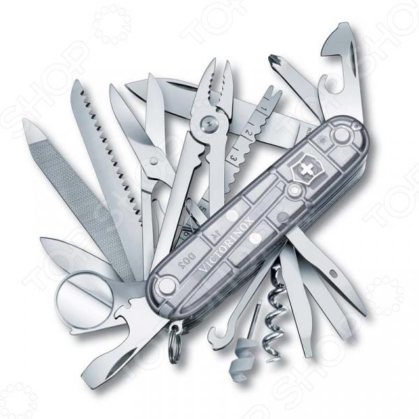Нож перочинный Victorinox SwissChamp 1.6794.T7