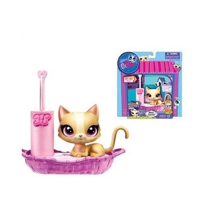 Купить Набор игровой для девочки Hasbro «Зверюшка с волшебным мехом и аксессуарами»