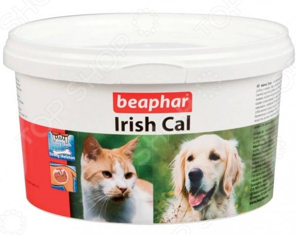 добавка для рептилий рептилайф витаминно минеральная порошок уп 30 г Минеральная добавка для щенков и котят Beaphar Irish Cal от рахита