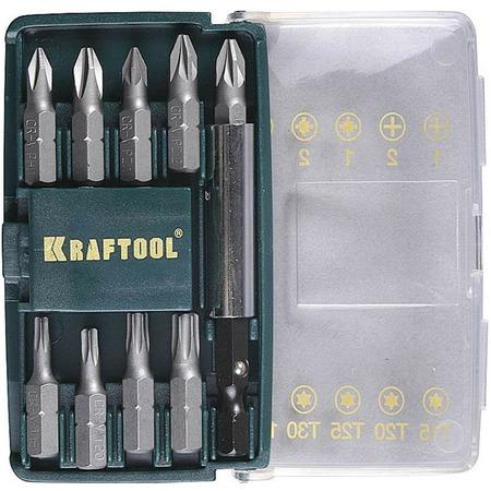 Купить Набор бит Kraftool Expert Mini-2 26130-H10