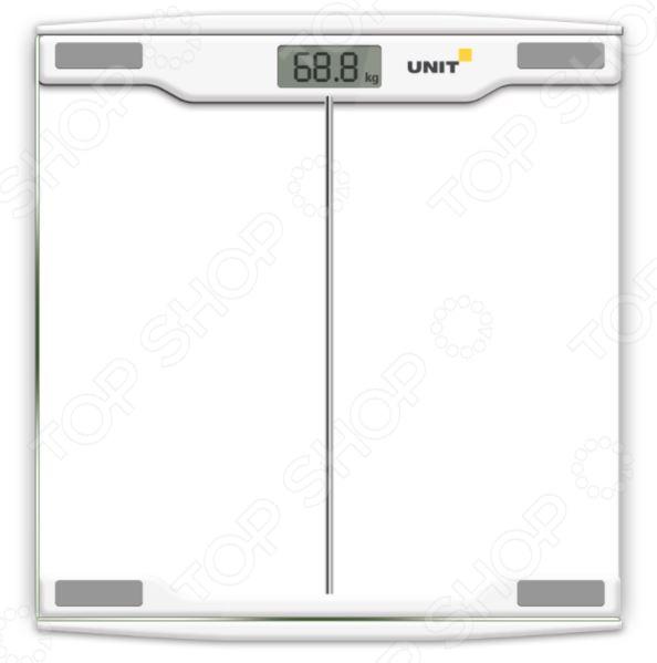 Весы Unit UBS-2054 unit ubs 2153 steel весы кухонные