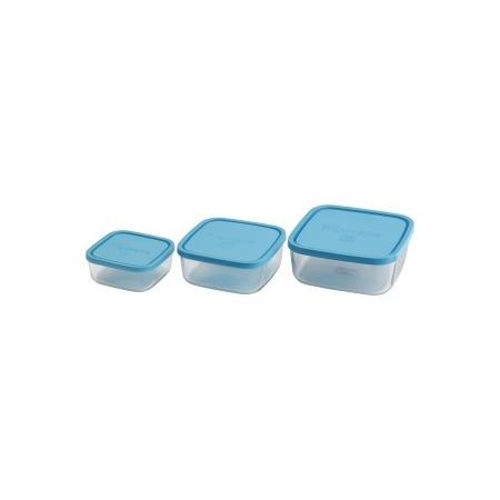 Купить Набор контейнеров для продуктов Bormioli Rocco Frigoverre B388550-1