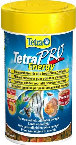 Корм для декоративных рыб Tetra Pro Energy