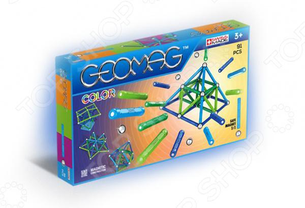 Конструктор магнитный Geomag 263 Color