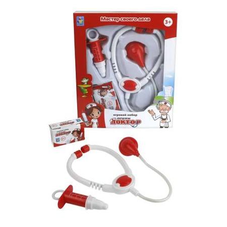 Купить Игровой набор для ребенка 1 Toy «Профи Доктор»