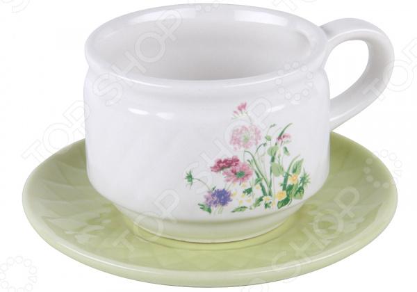 Чайная пара Rosenberg RCE-255001-4 чайная пара rosenberg r 255008