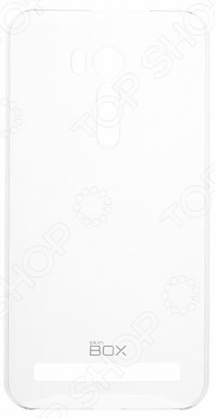 Чехол защитный skinBOX ASUS ZenFone Go ZB551KL/ZenFone Go TV G550KL чехол для asus zenfone go zb500kl skinbox 4people shield case черный