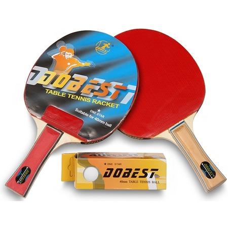 Купить Набор для настольного тенниса DoBest BR20 1