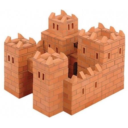 Купить Конструктор из глины Brick Master «Замок»