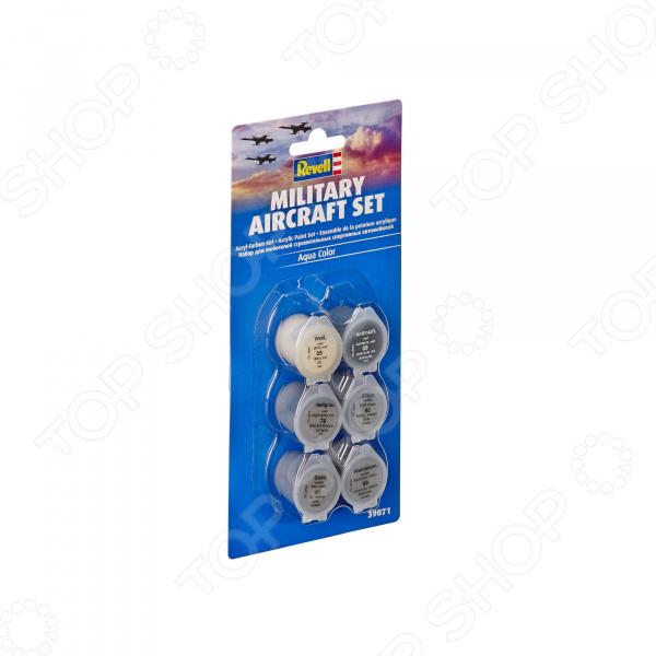 Набор акриловых красок для моделизма Revell «Авиация» потолочная люстра odeon 2773 6c