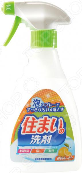 Чистящее средство для мебели Nihon Detergent 828339 чистящее средство для унитаза bref сила актив с хлор компонентом 50г