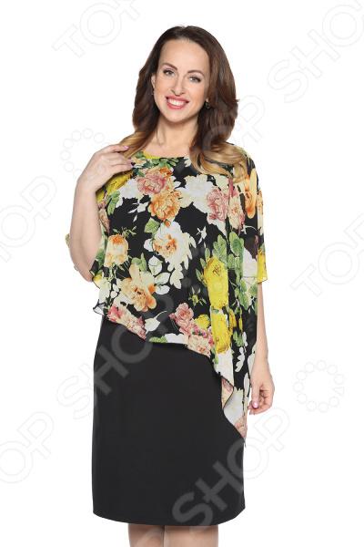 Платье Blagof «Флоренция». Цвет: черный