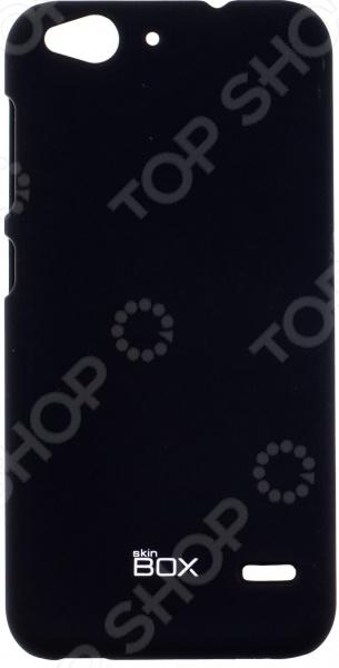 Чехол защитный skinBOX ZTE Blade S6 skinbox lux чехол для zte blade s6 black
