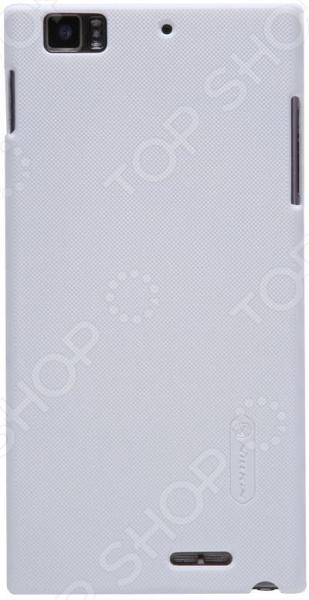 Чехол защитный Nillkin Lenovo K900 new clear screen cover guards shield film for lenovo k900