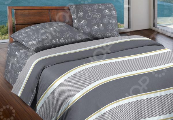 Комплект постельного белья Wenge Amsterdam. 1,5-спальный