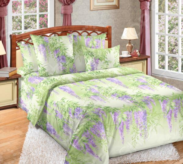 Комплект постельного белья ТексДизайн «Глициния 2»