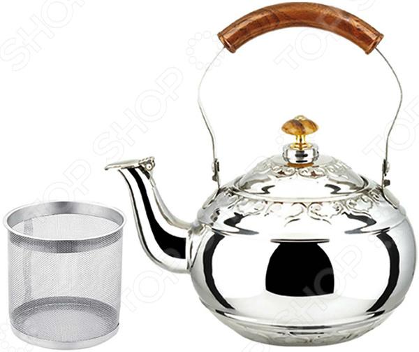 Чайник заварочный Bekker BK-S493