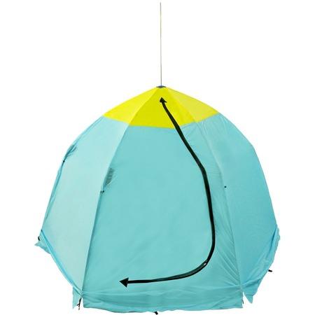 Купить Палатка СТЭК двуместная нетканая