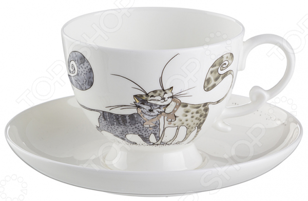 Чайная пара Lefard 264-532 наборы для чаепития lefard чайная пара венская классика 230мл