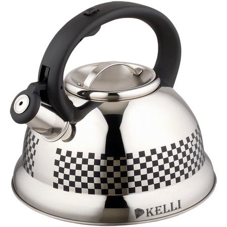 Купить Чайник для плит Kelli KL-4300 «Хамелеон»