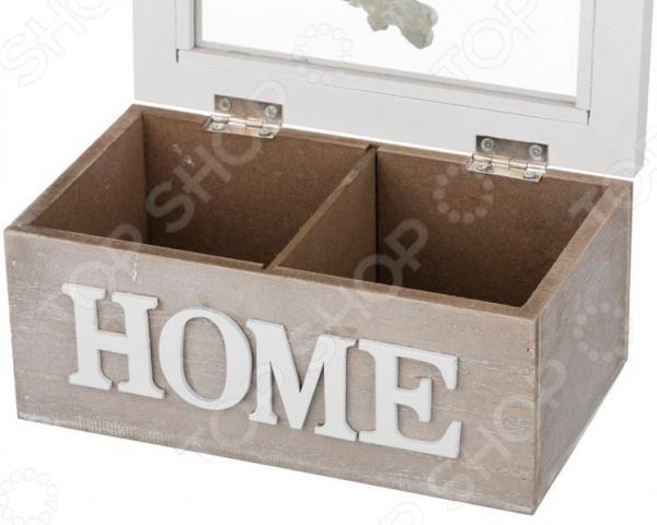 Шкатулка для чая Lefard Home 222-646