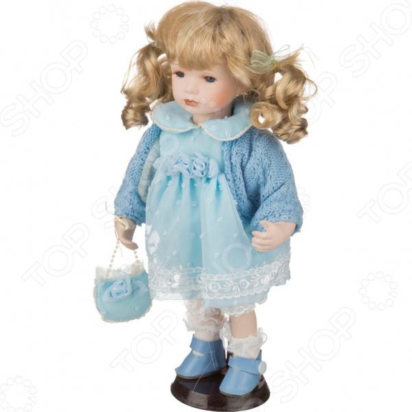 Кукла фарфоровая Lefard 485-221