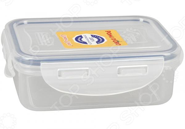 Контейнер для хранения продуктов прямоугольный Pomi d'Oro RUS-575006