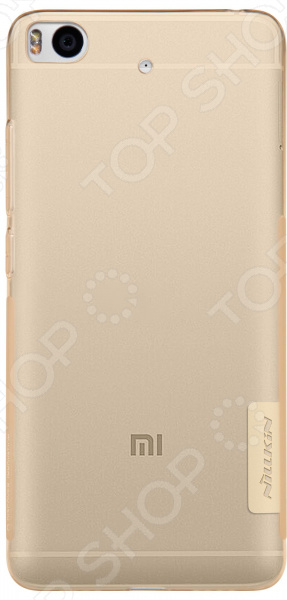 Чехол защитный Nillkin Xiaomi Mi5S защитный чехол для xiaomi mi 6 от nillkin