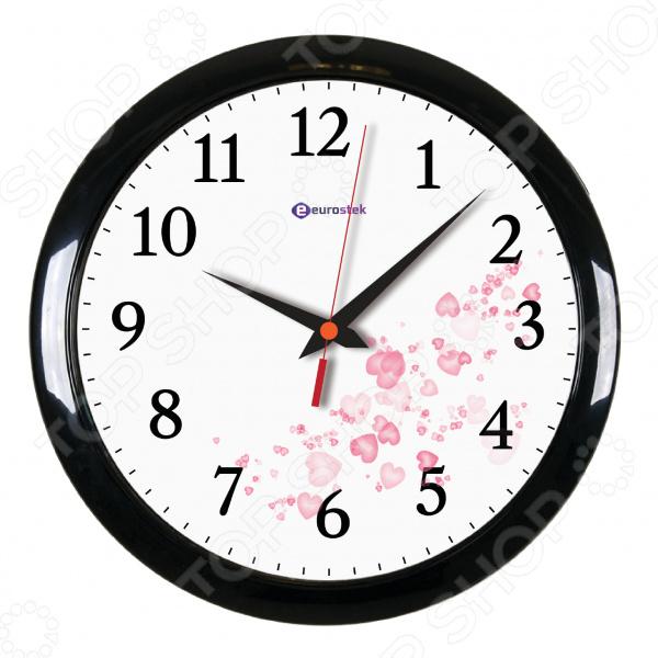 Часы настенные Eurostek 2121-6 часы настенные eurostek 2026 сн r671