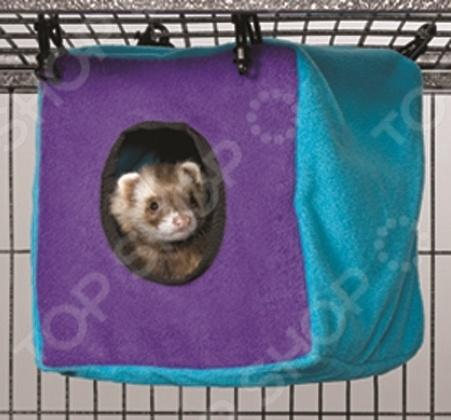 Домик для хорьков MidWest Cozy Cube гамак для хорьков midwest hammock hideaway