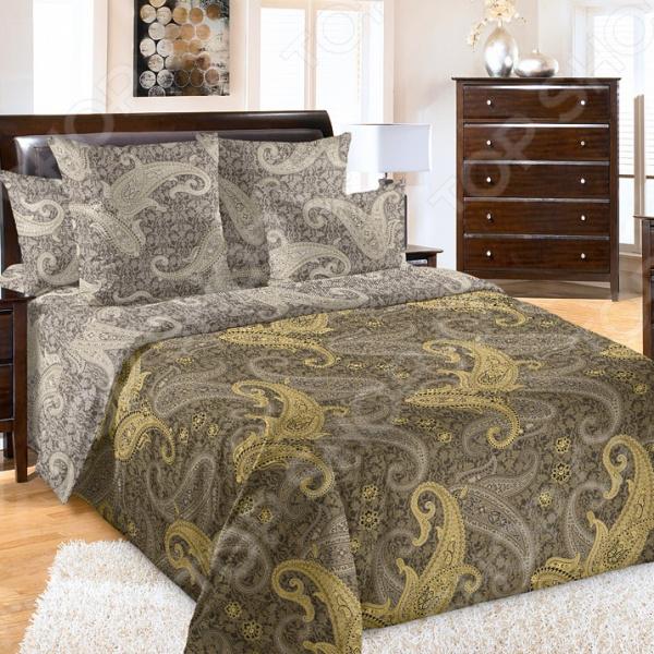 Комплект постельного белья Королевское Искушение «Махараджа». Евро