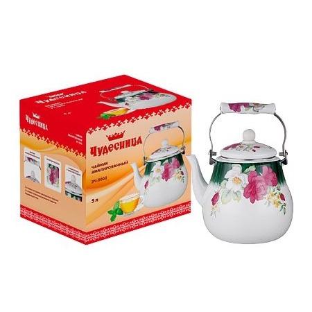 Купить Чайник эмалированный Чудесница ЭЧ-5002