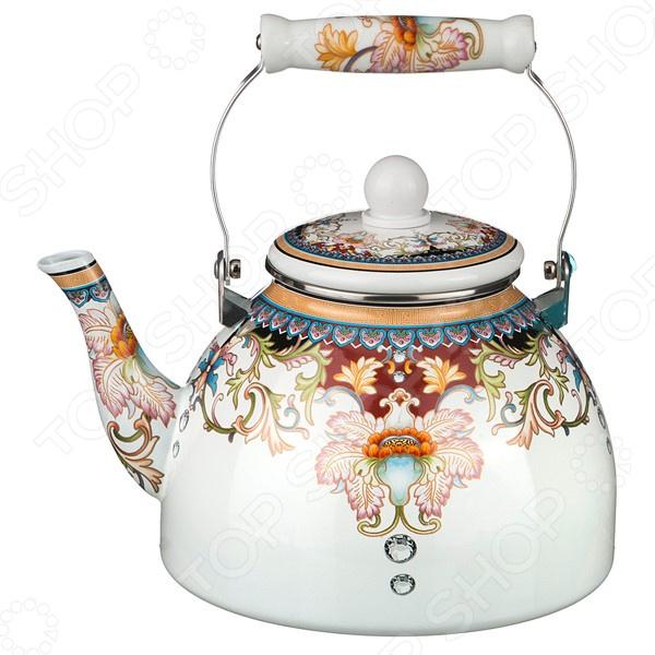 Чайник эмалированный Agness 934-318