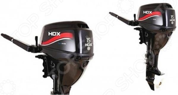 Лодочный мотор 4-х тактный HDX F 15 BMS hdx t 8 bms