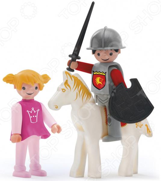 Игровой набор EFKO «Рыцарь и принцесса»