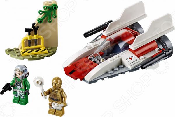 Конструктор для мальчика LEGO 75247 Star Wars «Звёздный истребитель типа А»