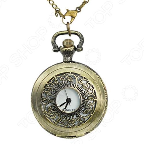 Кулон-часы Mitya Veselkov «Вьюнок»
