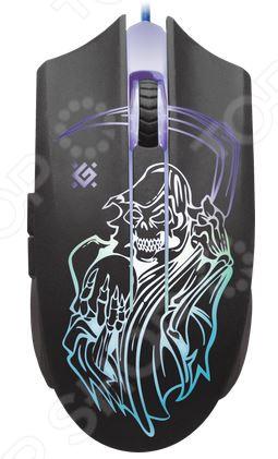 Мышь Defender Ghost GM-190L USB