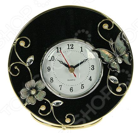 Часы настольные «Бархатная ночь» 78805
