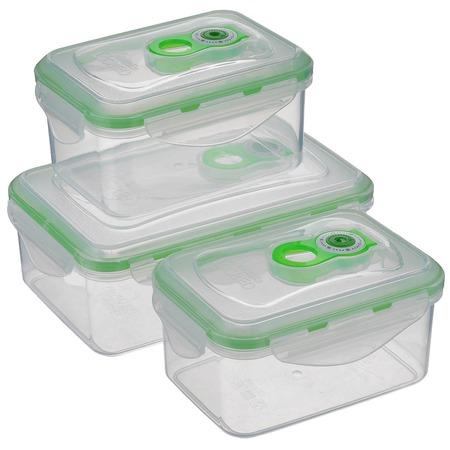 Купить Набор контейнеров для продуктов Wellberg WB-9604. В ассортименте
