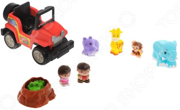 Набор игрушек для ребенка Keenway «Сафари» keenway 15 элементов