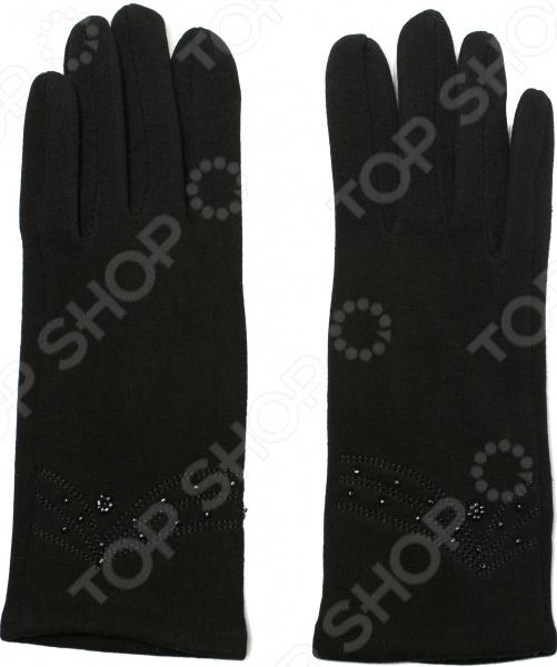 Перчатки Mitya Veselkov с вышивкой и бисером