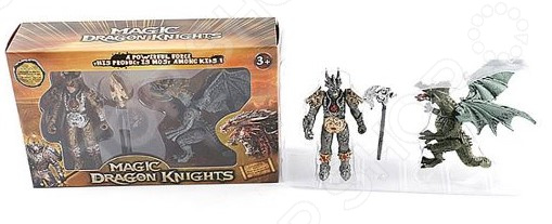 Игровой набор с фигурками Наша Игрушка «Волшебный рыцарь» 634819