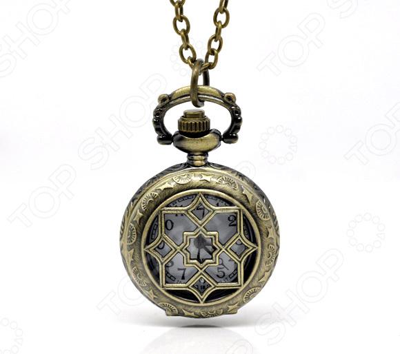 Кулон-часы Mitya Veselkov «Роза ветров»