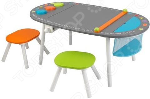 Стол с 2-мя стульями KidKraft 26956_KE