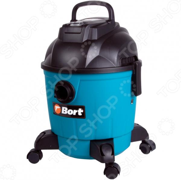 Пылесос промышленный Bort BSS-1218 Пылесос промышленный Bort BSS-1218 /